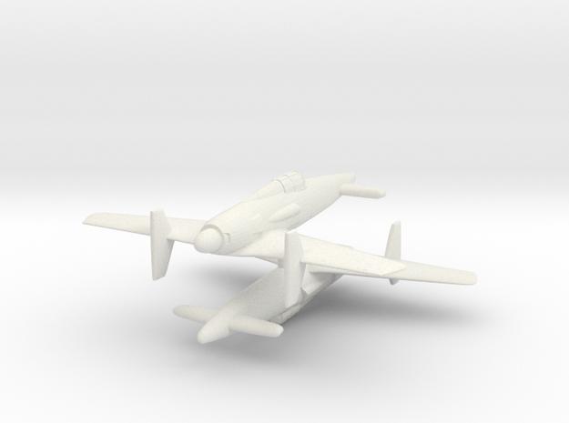 1/300 Kyushu Shinden J7W1 (x2) in White Natural Versatile Plastic