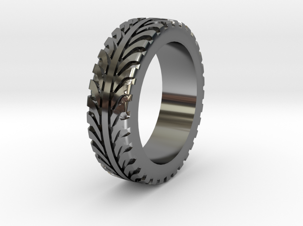 Tire Ring Size 7 3d printed