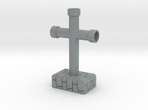 Mario's grave 3d printed