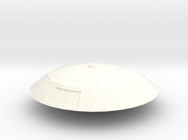1/1000 Scale Jupiter 2 - 30mm Diameter