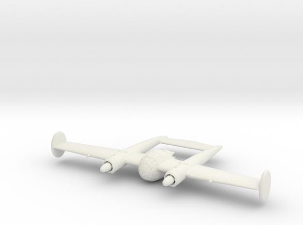 1/200 Lehi Aerocorp Wasatch in White Natural Versatile Plastic