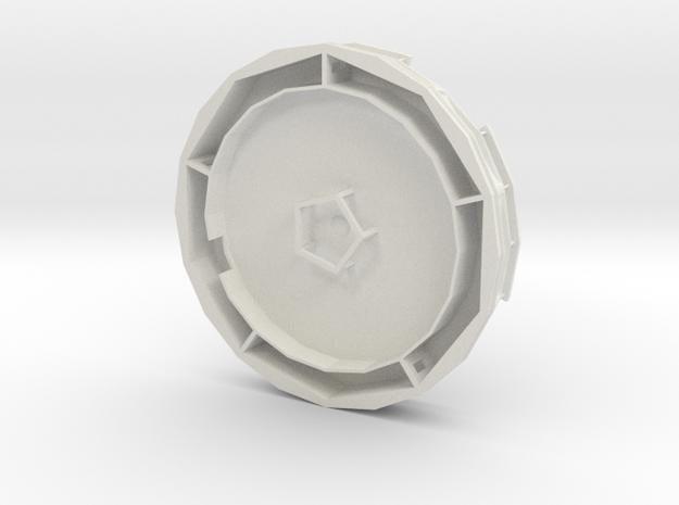 TOS Display Base 3d printed