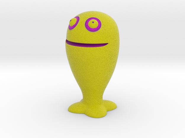 Yellow ChuChu in Full Color Sandstone