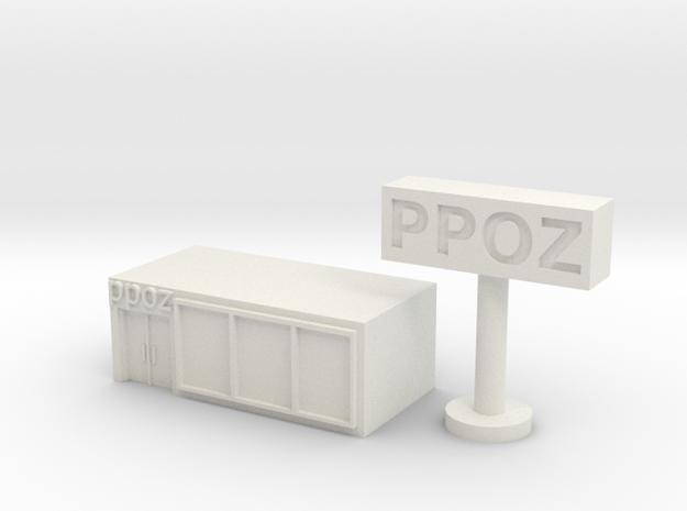 PPOZ Shapeways Store 3d printed
