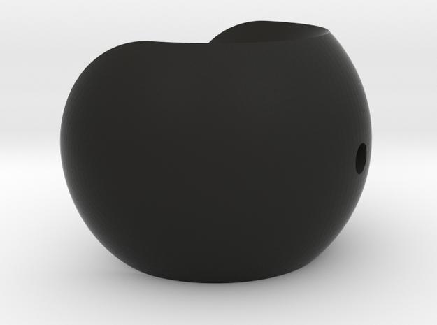 3d tennis ball curve 3d printed