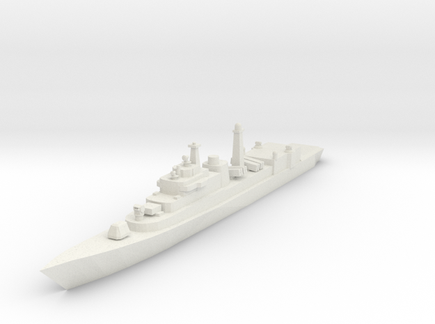 Type052 1:700 X1 3d printed