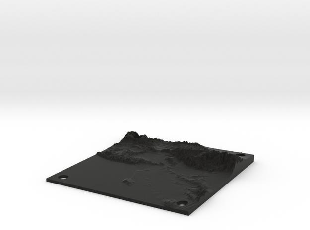 Greate LA area 15cm x 15cm panel 3d printed