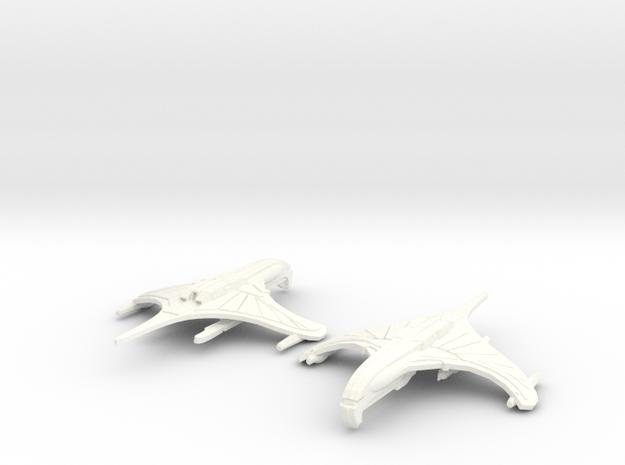 Romulan Tux'hal Class Destroyer 3d printed