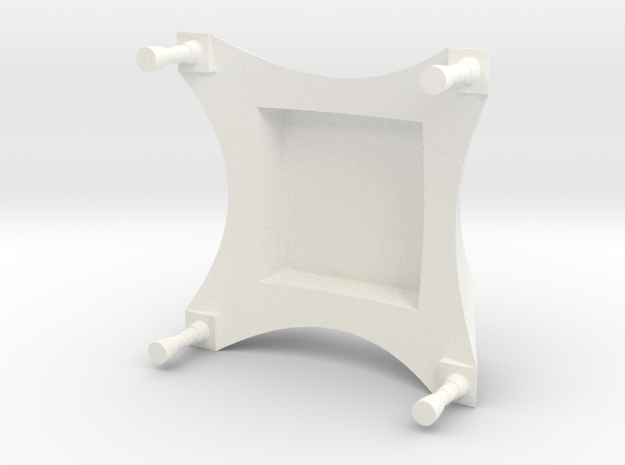 Spark Casing Top Final R 3d printed