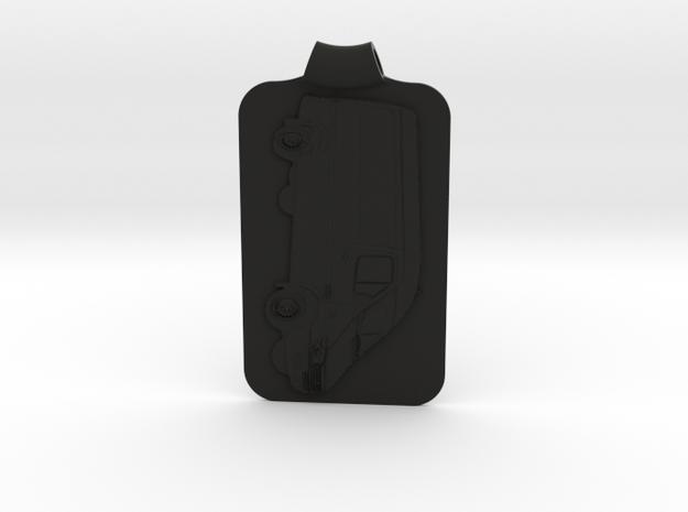 Sprinter T1N Cargo Key Fob 3d printed
