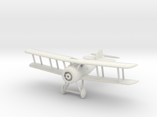 1/144 Sopwith Snipe in White Natural Versatile Plastic