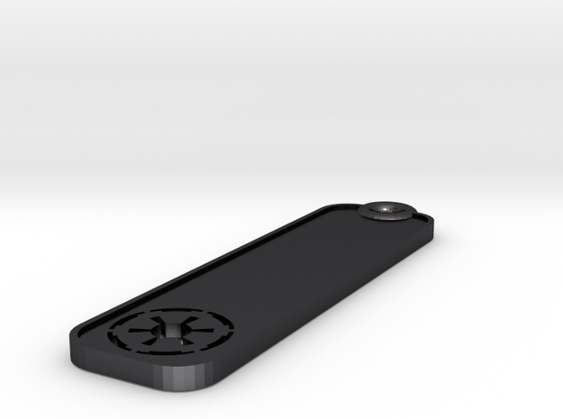 Key Fob - Imperial Symbol 3d printed
