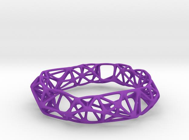 Osseous Bracelet 3d printed