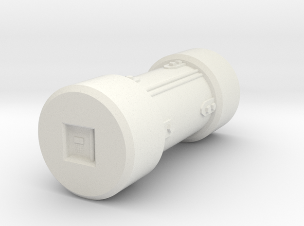 Supply Canister 3d printed