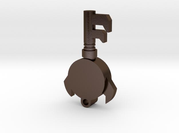 Boss Key 3d printed
