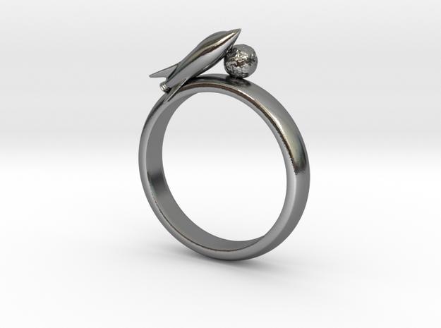 Moon Rocket Ring S 8