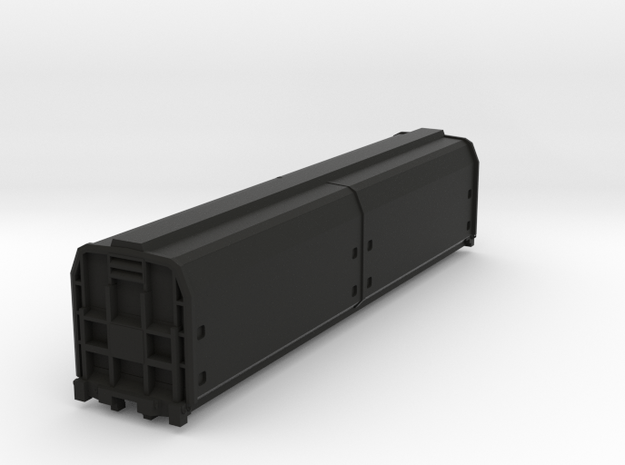 NZ64 Zh in Black Natural Versatile Plastic