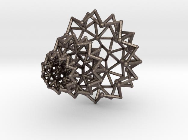 Tessa Half WireBalls 3 sizes - 4cm 3d printed