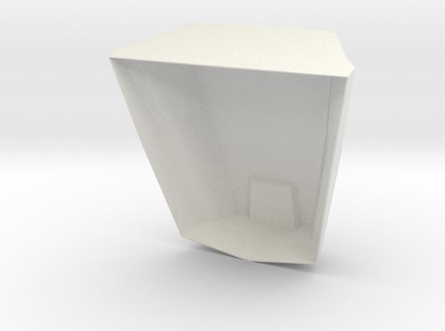 Iron Man MkIII - Spine-6 in White Natural Versatile Plastic