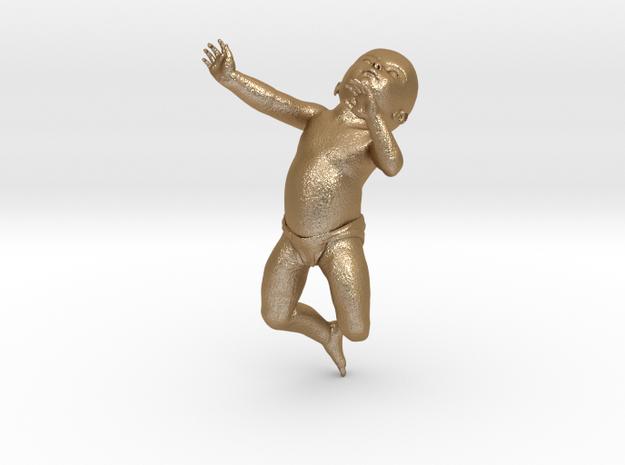 3D Crawling Baby 3d printed