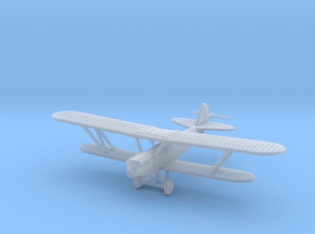 1/144 Polikarpov R-5 3d printed