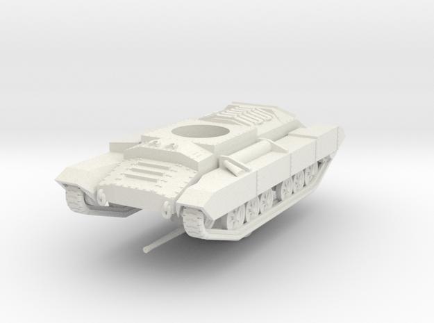 Vehicle- Valentine Tank MkII (1/72) 3d printed