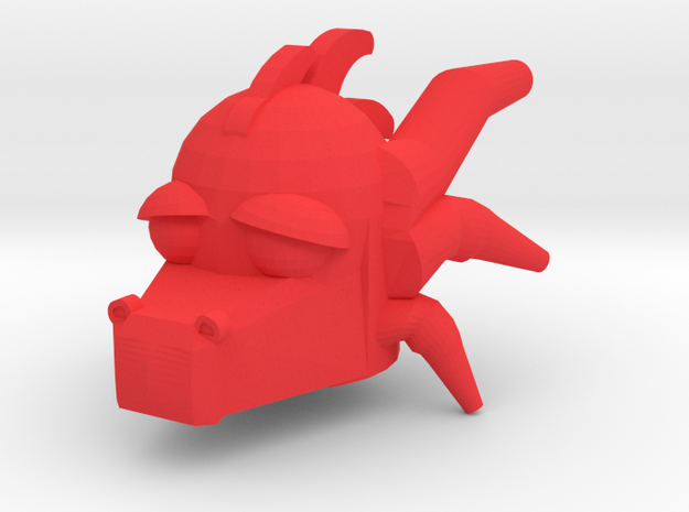 Dragon For R For Print 3d printed