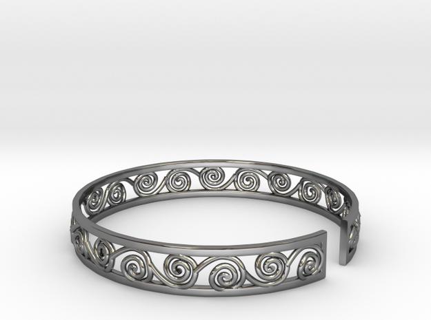 Bracelet traditional pattern 3d printed