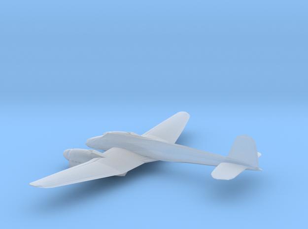 1/200 Focke-Wulf Fw187 in Smooth Fine Detail Plastic
