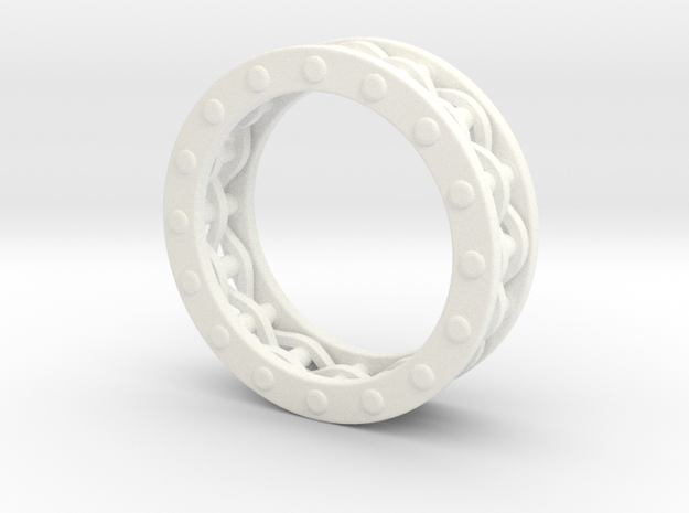 Mechanical Ring 3d printed