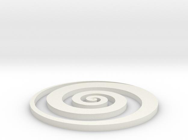 Spiraled - 2 Inch