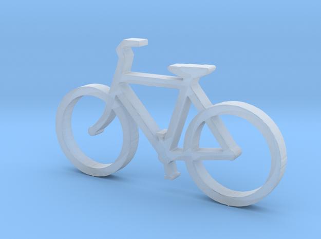 Bike in Smooth Fine Detail Plastic