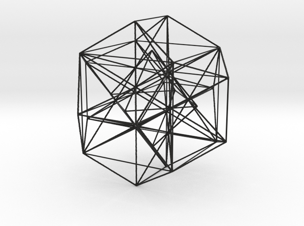 MorphoHedron2-800s15 3d printed
