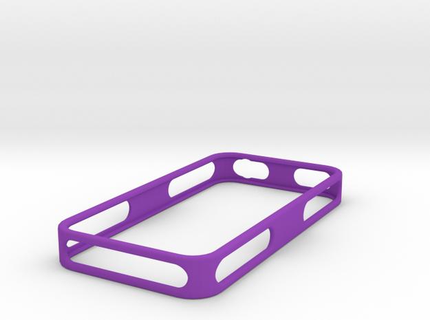 iPhone 4/4S Bumper v1.2 3d printed