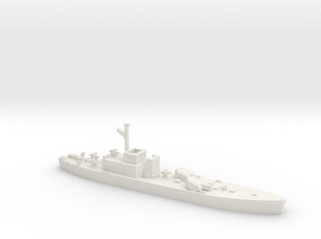LCG(M)2 1/600 Scale 3d printed