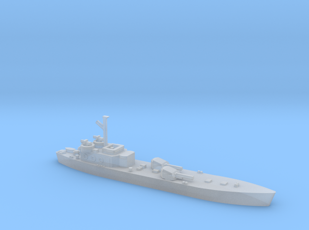 LCG(M)1 1/700 Scale 3d printed