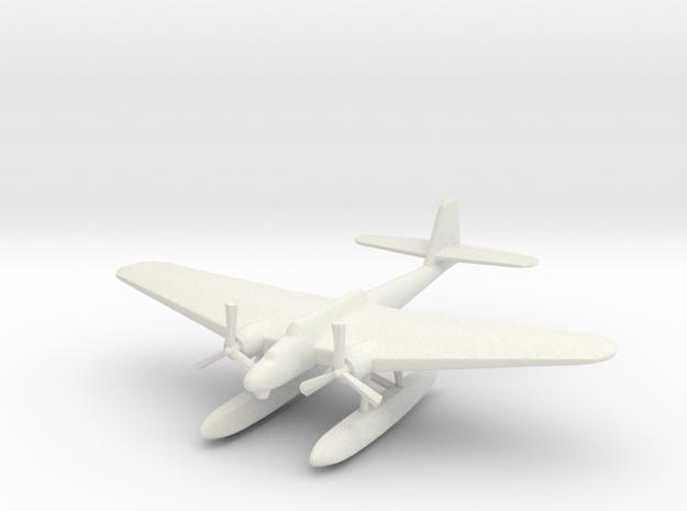1/285 (6mm) He 115 in White Natural Versatile Plastic