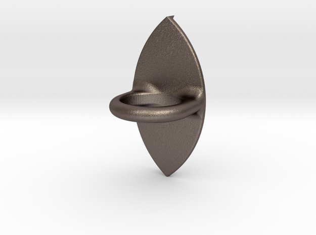 IMPRENTA3D Ring with eye Ø16 3d printed