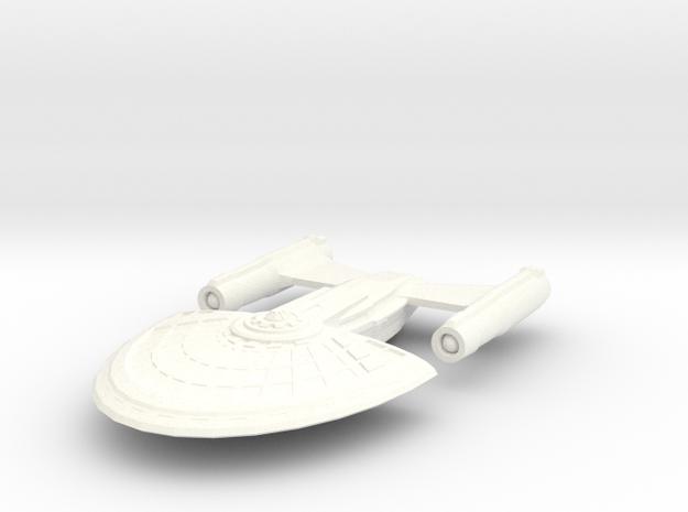 USS Xiang 3d printed