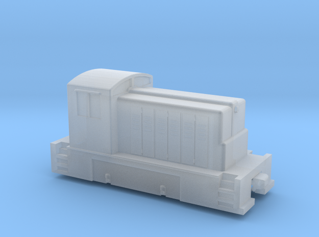 Rebel Switcher - 1:700scale in Smooth Fine Detail Plastic