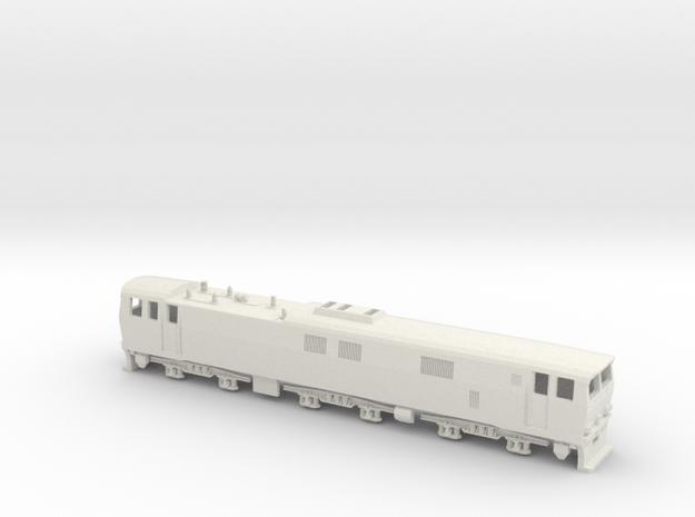 NZ64 EF Class in White Natural Versatile Plastic
