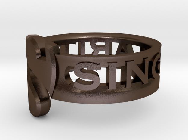 SU2013 Ringsize12 5 3d printed