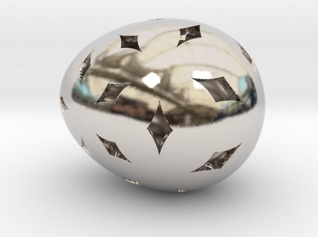 Mosaic Egg #11 3d printed