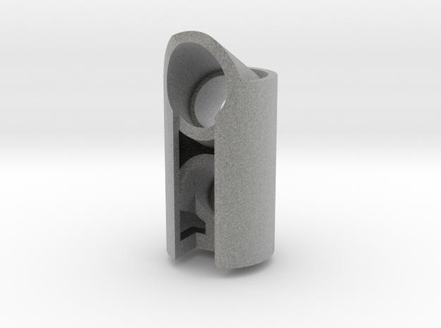 Led holder2 - 22.5 degree 3d printed