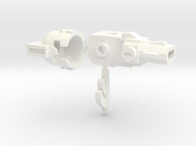 Impish Wreck Robot Upgrade Set 3d printed