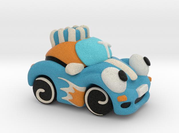 Circus Car 3d printed