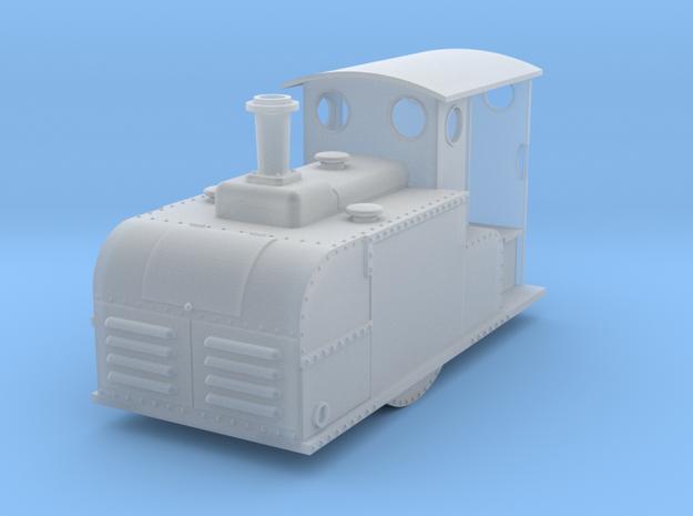 009 Ruston Proctor Oil loco