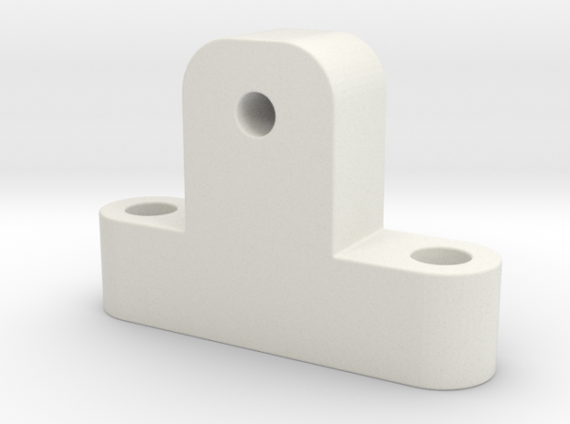 JH-MHS-1A in White Natural Versatile Plastic