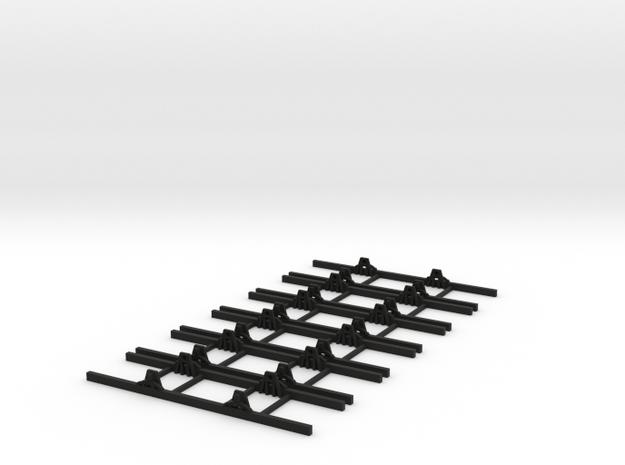 OO9 Underframe 6ft 6 wb x6 3d printed