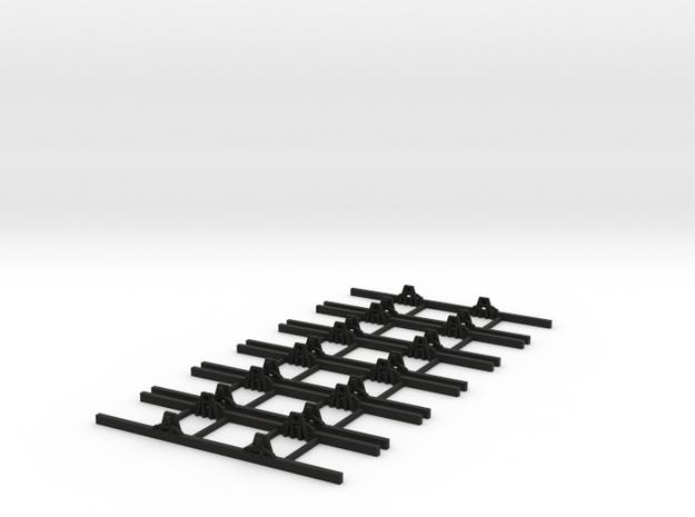 OO9 Underframe 6ft  wb x6 3d printed